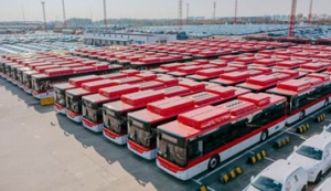 100 Yutong full electric buses to be delivered to Chile