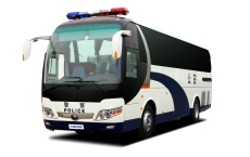 ZK5157XQC yutong bus(Prison Vehicle,)