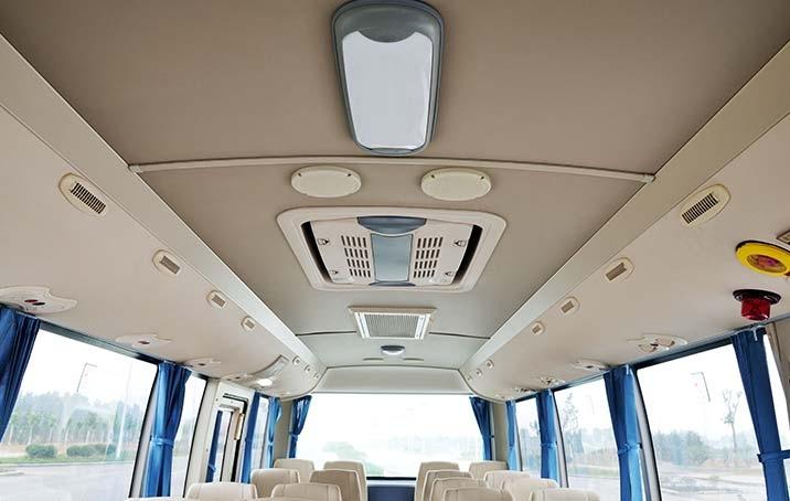 ZK6729D yutong bus(Coaches,)