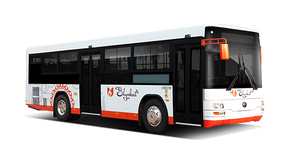 ZK6108HG yutong bus( City buses )
