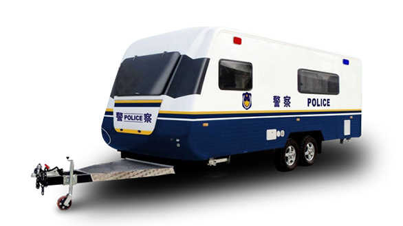Mobile Police Office yutong bus()