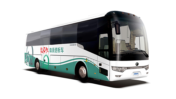 Hemodialysis Vehicle yutong bus()