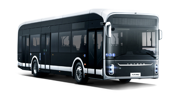 U12 yutong bus( E-vehicles )