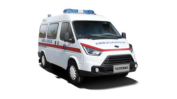 Negative Pressure Ambulance(ZK5038XJH) yutong bus()
