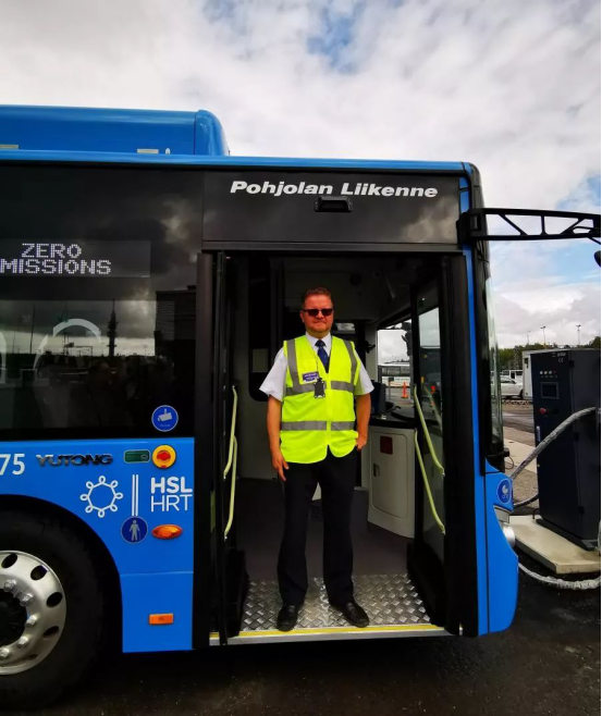 33 Yutong full electric buses delivered to Finland