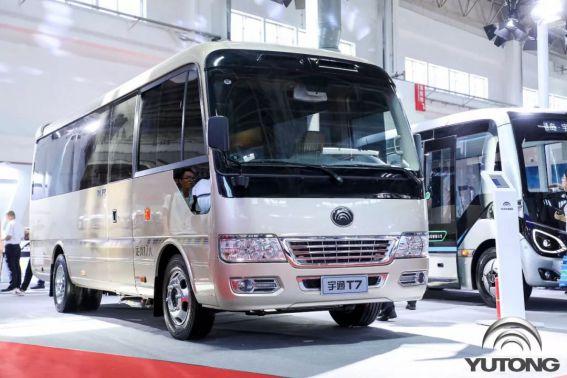 Yutong shines at Beijing Bus & Truck Expo 2019
