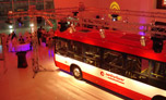 Chinese city buses appear in Kuwait for the first time